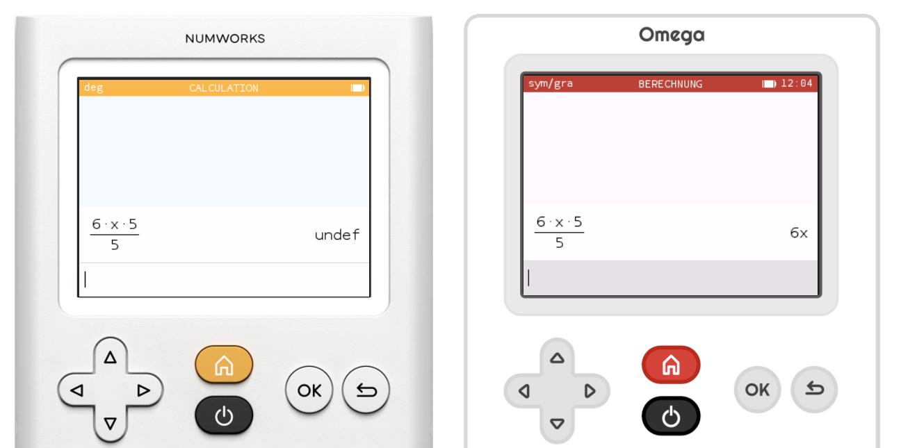 Symbolic Computation: Epsilon vs. Omega
