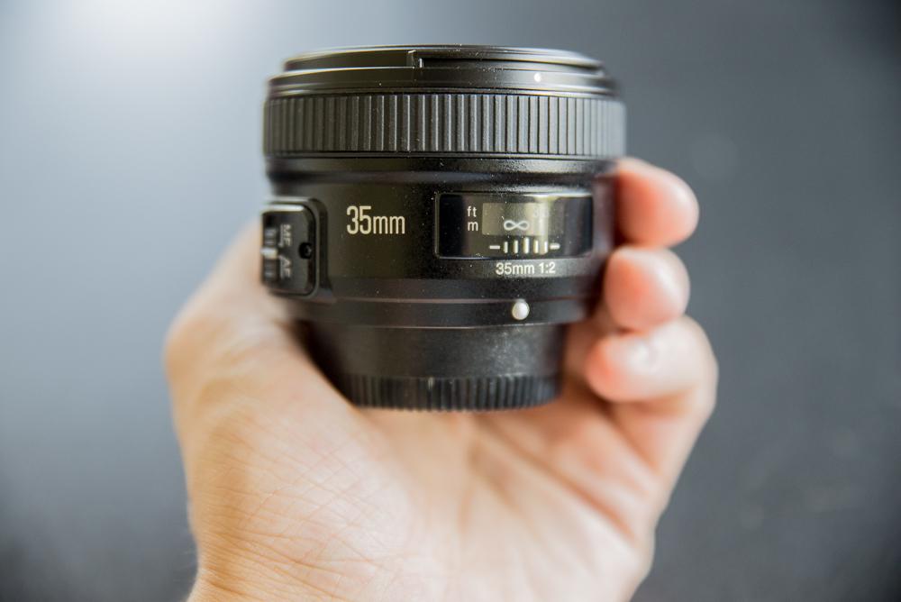 Yongnuo 35mm f/2.0 (YN35)